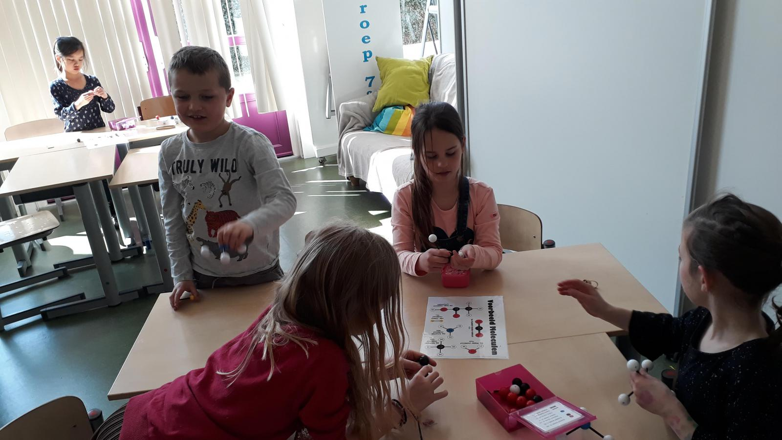 Mad Science Lessen (Groep 5/6)
