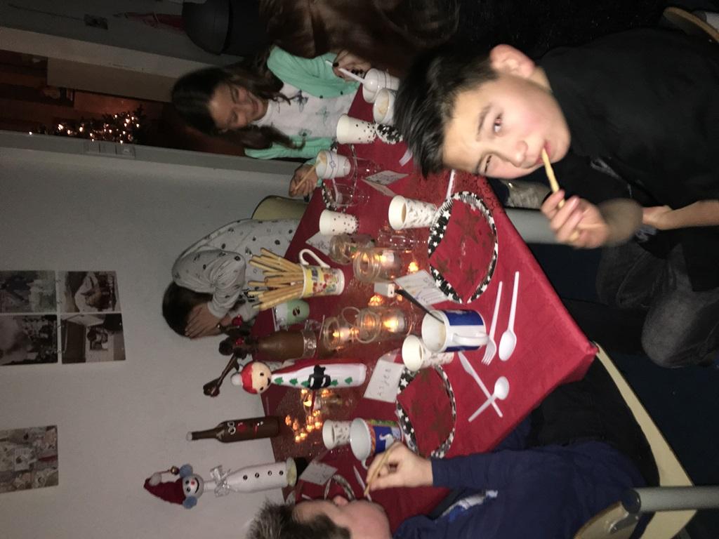 Kerstviering 2017