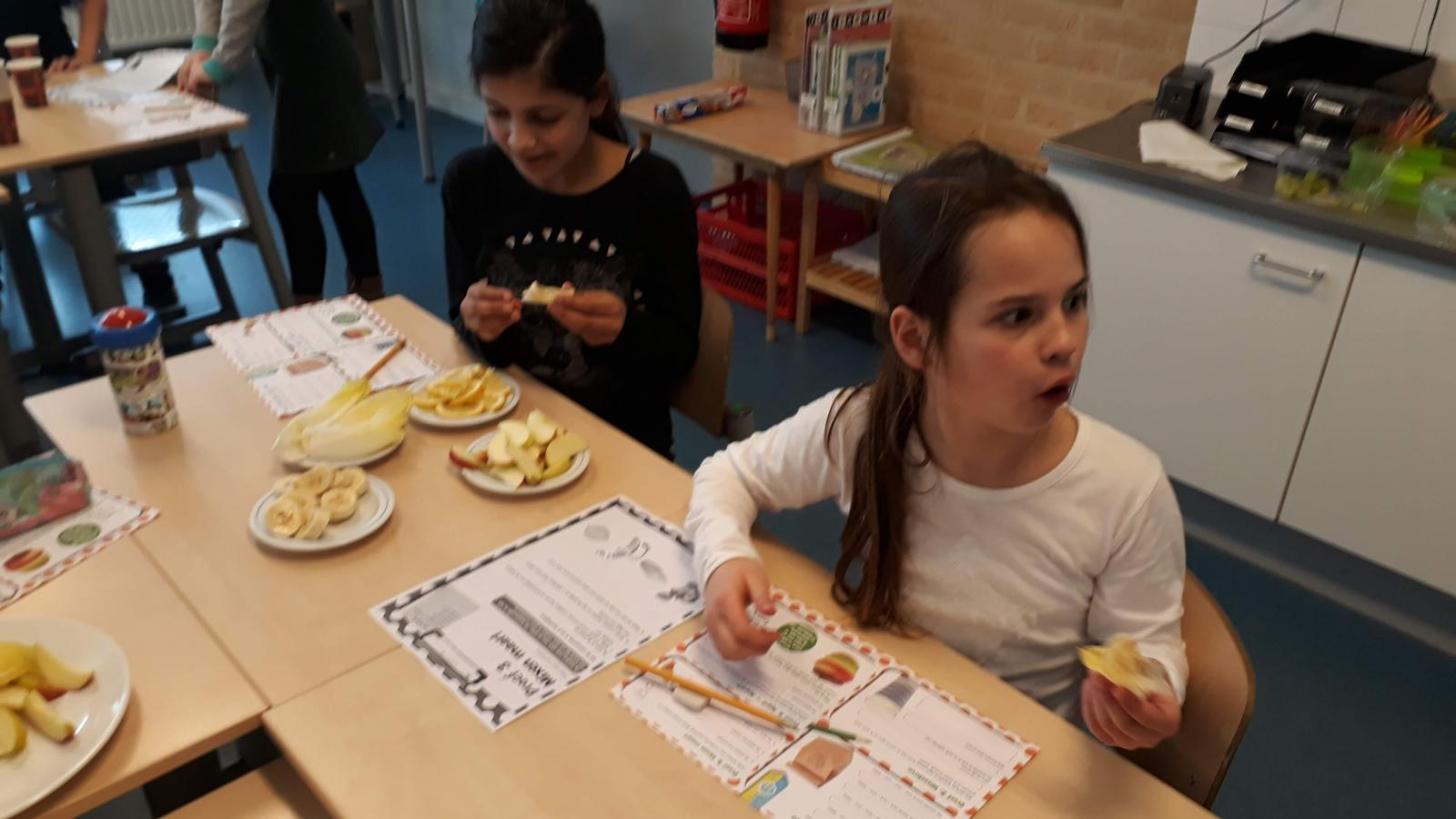 Project over de tong (Groep 5/6)
